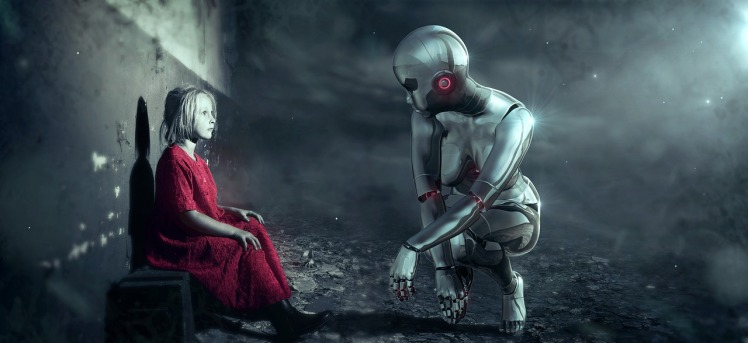 RobotStare